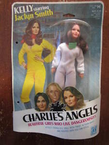 Vintage Set of 2 1977 Hasbro Charlie's Angels Dolls 9""