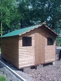 Top Quality Garden Sheds & Greenhouses Delivered and Set Up Anywhere in Northern Ireland.
