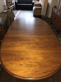 G-Plan Dining Table Immaculate Condition