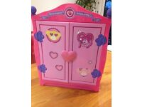 Build a Bear Wardrobe plus clothes and accessories