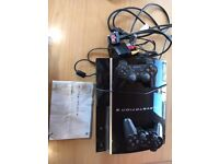 Playstation 3 and 17 games