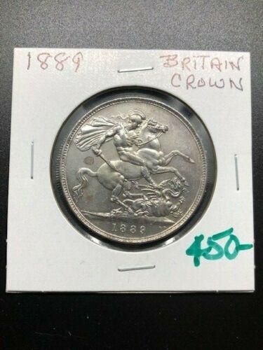 1889 - Great Britain - Crown - Victoria