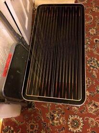 60's Retro Coffee Table- Backgammon pattern
