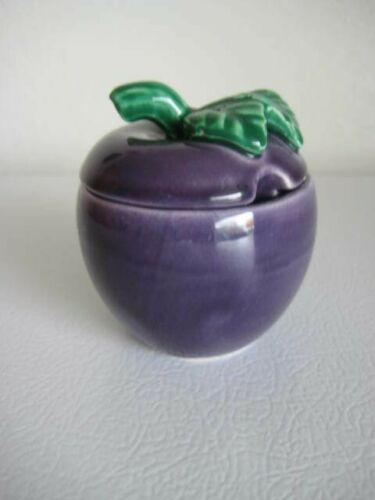 Vintage Grape Plum Purple Jam Sugar