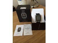 pebble steel smart watch excel condition