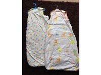 Baby sleep bags/ grobags