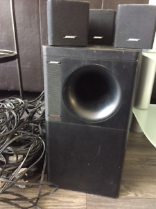 BOSE Acoustimass 6 Series II - Home Theater Speaker System