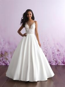 Stunning Allure Wedding Dress