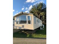 Cheap 3 bed caravan in North Wales. Includes 2018 site fees!