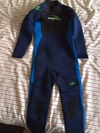 New kids Wet Suit For Sale Age 10-11