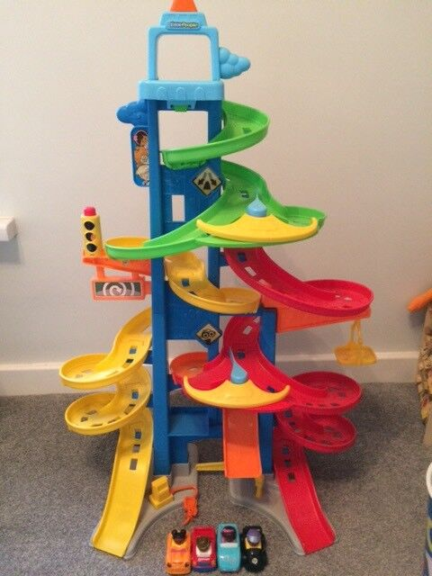 Fisher Price Little People city skyway.