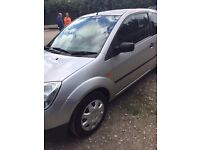 Ford Fiesta Finesse 54 plate 39000 miles £1250 ono