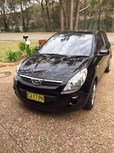 2011 Hyundai i20 Hatchback Nowra Nowra-Bomaderry Preview