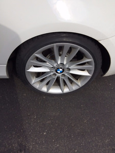 BMW Sport Rims and tires
