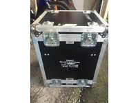 Flight Case 3 x large, 2 x small used