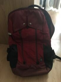 Victorinox Altmont 3.0 Slimline Laptop Backpack Red, One Size UPC: 674204041000 EAN: 0674204041000