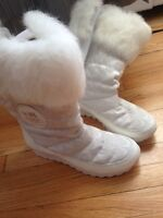 Like NEW Coach snow boots for sale