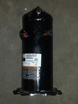 New Emerson Copeland Zp61k5e-pfv-130 Scroll Compressor 208-230v 1ph 60hz R410a