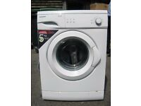 New Montpellier 5kg 1000 spin washing machine Boxed 2 year warranty A + energy
