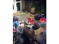 Car Boot Job Lot Absolute Loads