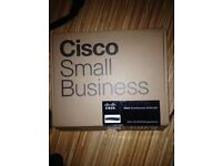 Cisco Small Business 8 port managed switch