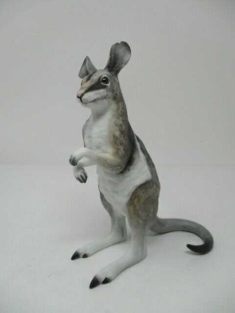 """LENOX Smithsonian 1993 """"Bridled Nail-tailed Wallaby"""""""