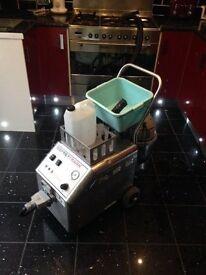 OSPREY FRANK INDUSTRIAL STEAM CLEANER £900 0N0