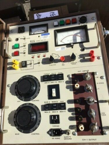 EIL RTS150D RELAY TEST SET USED