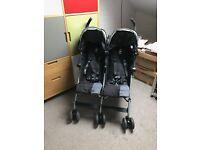 Maclaren Twin Triumph pushchair £120