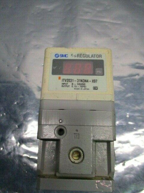 SMC ITV2011-31N3N4-X97 E/P Pressure Regulator, 453562