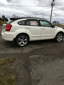 2010 Dodge Caliber SUV, Crossover