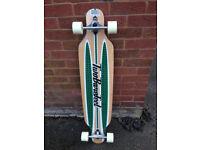 """Longboard 24"""" skateboard"""