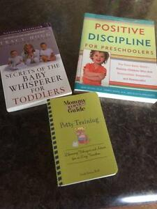Books for Raising Toddlers