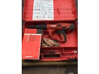 Hilti DX460 cartridge Nail gun