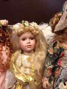Anastasia Collection Porcelain Dolls London Ontario image 6