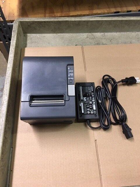 Epson TM-T88IV  Model M129H POS Receipt Printer W/Serial Interface