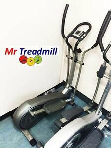 HEALTHSTREAM 1.0E Elliptical Cross Trainer | Mr Treadmill Hendra Brisbane North East Preview