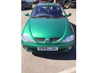 Renault Megane Sport Alise - 1 lady owner since new, 27000 miles and full service history