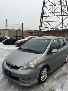 2008 Honda Fit Sport!AUTO!4CYL!CERTIFIED!