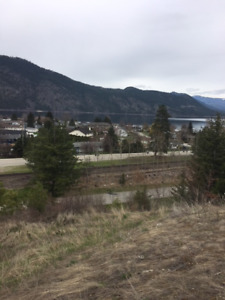 MAGNIFICENT SHUSWAP LAKE VIEW