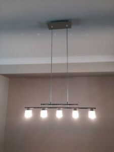 Dinning Room Light Fixture ALMOST NEW!!!!!