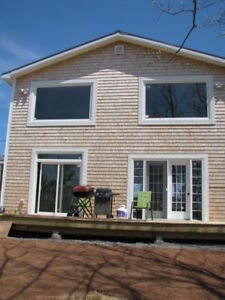 River John ( Pictou) Co. Superb Riverfront home with dock...