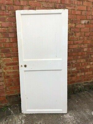 Antique wooden cottage door reclaimed from Edwardian Farm house  OFFERS   LN1641
