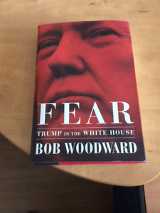 Book - Fear: Trump in the White House (by Bob Woodward)
