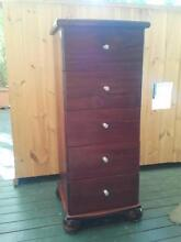 Timber chest of drawers Grasmere Camden Area Preview