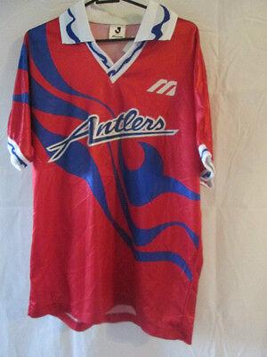 Kashima Antlers 1995-1996 Home Football Shirt Size Small /10632 image