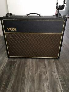 Vox AC30 CC2     with road case