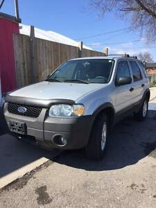 2006 Ford Escape XLT SUV FOR SALE