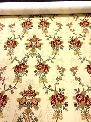 ZOFFANY FABRIC BERGAMO - SUPERB COTTON. PRICE PER METRE