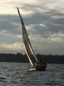Crew for Racing Sailboat Wanted